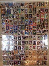 728 MLB '90S BASEBALL CARD LOT LEAF FLEER BOWMAN'S PINNACLE FLAIR DONRUSS TOPPS