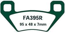 EBC PASTILLAS FRENO fa395r PARA ARCTIC CAT TRV 1000 h2 efi cruiser 2-up 09