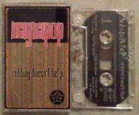 Magnapop - Rubbing Doesn't Help (1996) cassette tape, very good pre-owned indie