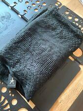 Atmosphere Primark Knitted Lightweight Black Scarf