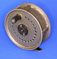 Vintage JW Young 3½ Inch Beaudex Fly Fishing Reel [20897]
