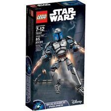 "LEGO STAR WARS / 75107 JANGO FETT ""BOUNTY HUNTER"" FIGURE / BNIB NEW SEALED✔"