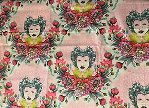 Tula Pink Elizabeth 16th Century Selfie Half Yard