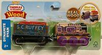 NEW Fisher-Price Thomas & Friends Wood Dynamite Ryan S.C. Ruffey Train Toy FHM63