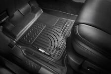 Husky Liners Black Car Floor Mat Rubber Carpet For Dodge 2010-2017 Ram 2500