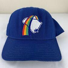 Vintage Charleston Rainbows Hat Snapback Cap Minor League Baseball Riverdogs