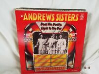 THE ANDREWS SISTERS - 16 SWINGING TRACKS (MFP 50556) LP