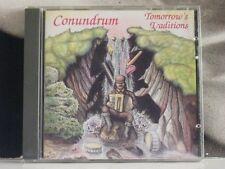 CONUNDRUM - TOMORROW'S TRADITIONS CD COME NUOVO SCOTLAND FOLK
