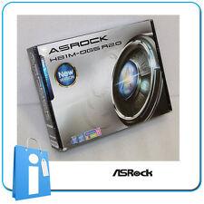Placa base mATX H81 ASRock H81M-DGS R2.0 Socket 1150 con Accesorios