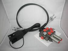 Hydraulische Gerätebetätigung Monoblock  Frontlader Steuergerät P60 DW DW