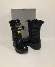 Khombu Women's Bella Cold-Weather Boots Black 7.5M Retail $89
