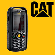CAT B25 TOUGH PHONE BLACK RUGGED IP67 SIM FREE  MOBILE CATERPILLAR
