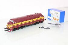 Roco H0 63481 Luxemburg Diesellok NOHAB 1601 der CFL Lenz-Digital in OVP GL9187