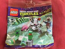 LEGO Teenage Mutant Ninja Turtles Minifigure Gun Shooter 30270 New Unopened