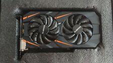 TARJETA GRÁFICA - NVIDIA GeForce GTX 1060 ((6GB)) GDDR5 Tarjeta Gráfica GIGABYTE