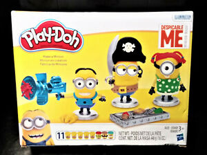 Play-Doh Despicable Me Make a Minion Playset New