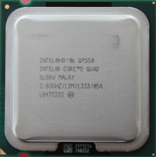 Intel Core 2 Quad CPU Q9550 2.83GHz/12M/FSB1333 LGA775