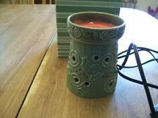 "Scentsy Full Size ""Hope"" Candle Warmer In Original Box"