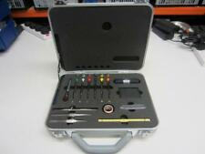 PETITPIERRE FINEST QUALITY WATCHMAKERS TOOL CASE IN ALUMINIUM