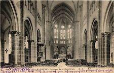 CPA BAYONNE Intérieur de la Cathédrale (411560)