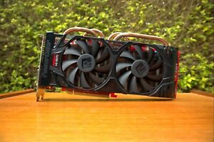 AMD Powercolor HD 6970 2GB GDDR5 Graphics Card - Used - Tested & Working