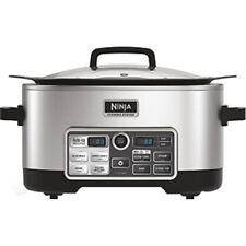 Ninja Cooking System with Auto IQ; 6-Quart - CS960
