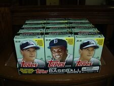 2009 Topps Baseball Legends Chrome Cereal Boxes set of 3 Robinson, Gehrig, Cobb