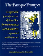 The Baroque Trumpet (Trumpet & Piano), ed. John Miller FM51704
