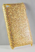 Apple iPod Touch 4/4g Cover Custodia Protettiva Case Guscio Custodia robusta GLITTER