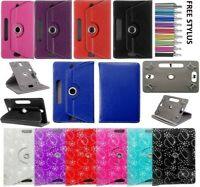 """Universal 360 Flip Stand Case Cover For 9.7"""" 10"""", 10.1"""" Inch Tab Android Tablet"""