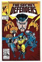 1993 The Secret Defenders Comic #1 from Marvel Comics