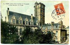 French 1912 maxim card – Dijon