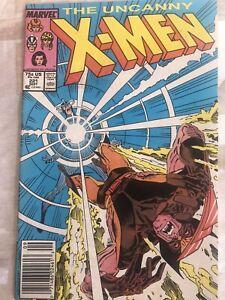 X Men # 221
