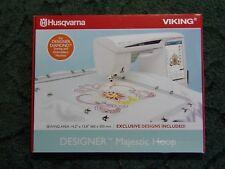 Husqvarna Viking Majestic Hoop for Diamond/Epic Machines #920222096 New in Box