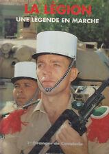 C1 Szecsko LA LEGION LEGENDE EN MARCHE 1er Etranger de Cavalerie 1er REC Epuise