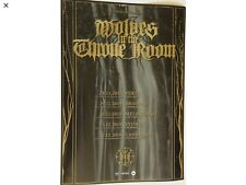Wolves In The Throne Room Tour Poster December 2014 40 X 30 Cm