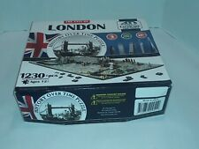 The City Of London 4D Cityscape Time Puzzle (History Over Time Puzzle)
