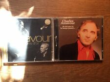Charles Aznavour [3 CD] Je N'ai Pas Vu Le Temps Passer + 40 Chansons D'or BEST