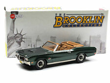 Brooklin Models BRK 218 - 1970 Buick Gran Sport 455 Convertible - green - 1/43