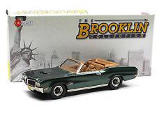 BROOKLIN MODELS BRK 218 - 1970 Buick GRAN SPORT 455 Convertible-Green - 1/43