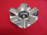 DUB Custom Wheel Center Cap Chrome Finish CAP M-493  811-04-1