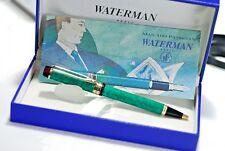 WATERMAN PATRICIAN MAN 100 Patrician GREEN BALLPOINT PEN