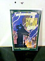 1989 DC Comics BATMAN Gotham by Gaslight TPB BAGGED BOARDED
