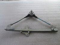 OPEL Agila 1.3 Dti Z13DT 51KW Remplacement Mécanisme Lève-vitre Port Arrière