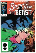 Beauty And The Beast #2 (Marvel, 1985) – Dazzler and The Beast – NM-