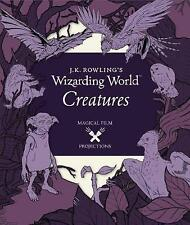 J.K. Rowling's Wizarding World: Magical Film Projections: Creatures by Walker Bo