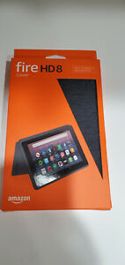 Amazon Fire HD 8 Tablet Case 7th & 8th Gen Charcoal Genuine Authentic