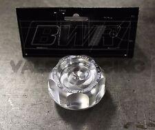Blackworks BWR Billet Oil Cap - Silver Honda Acura EG DC EK RSX Si New Style