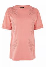 Topshop Pink Coral Tee Tshirt Maternity Rrp £19 10