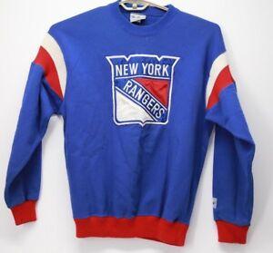 The Game Men's New York Rangers Sweatshirt Size L